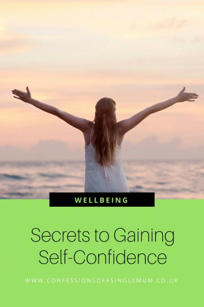 Secrets to Gaining Self-Confidence
