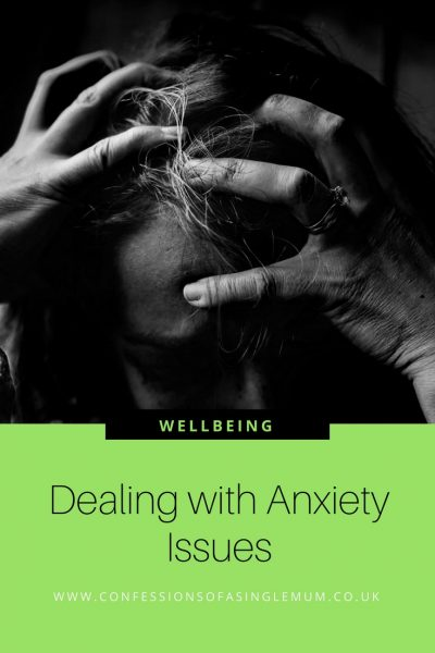 Dealing with Anxiety Issues