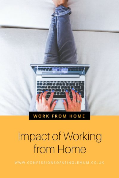 Impact of Working from Home
