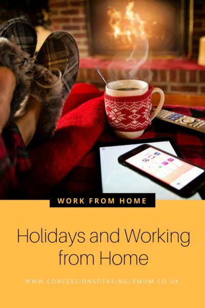 Holidays and Working from Home