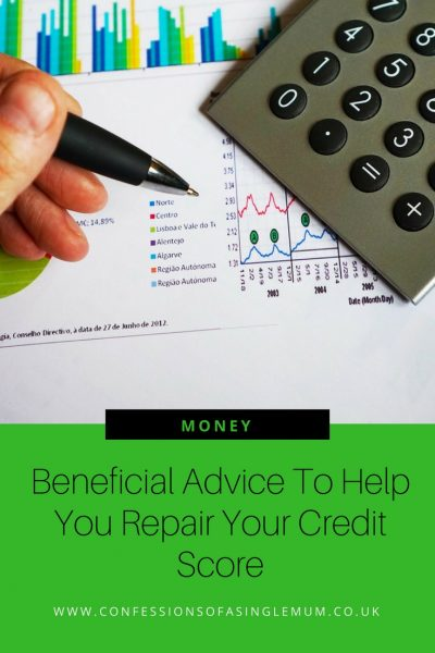 Beneficial Advice To Help You Repair Your Credit Score