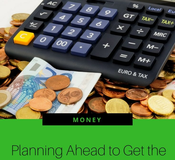 Planning Ahead to Get the Best Deals