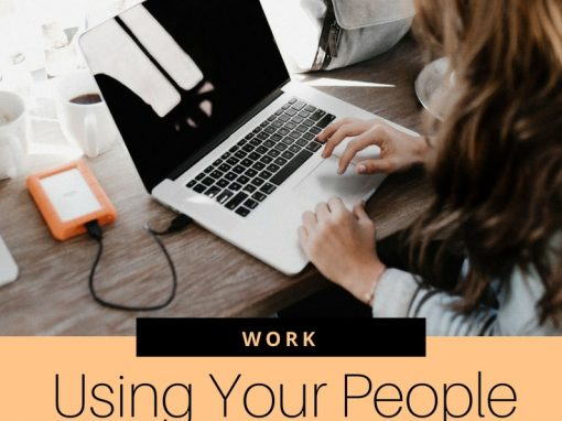 Using Your People Skills to Work from Home