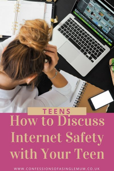 How to Discuss Internet Safety with Your Teen