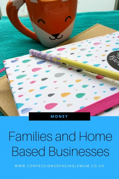 Families and Home Based Businesses