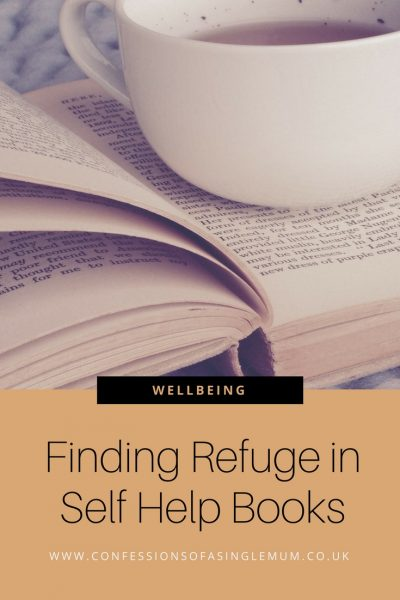 Finding Refuge in Self Help Books