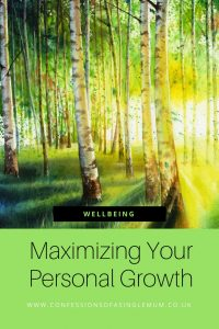 Maximizing Your Personal Growth