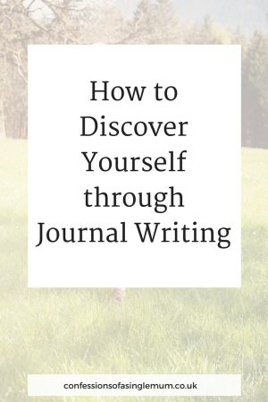 How to Discover Yourself through Journal Writing