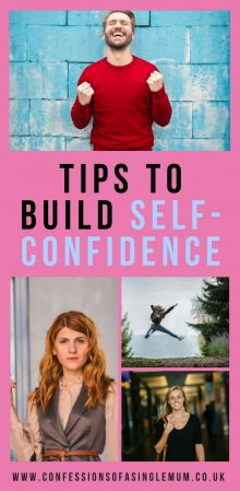 TIPS TO BUILD SELF CONFIDENCE 1