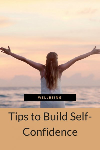 Tips to Build Self-Confidence