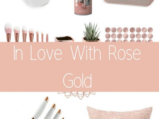 In Love With Rose Gold