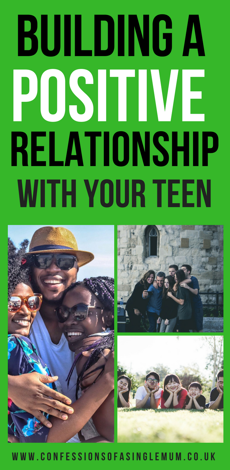 Guide to Building a Positive Relationship with Your Teen