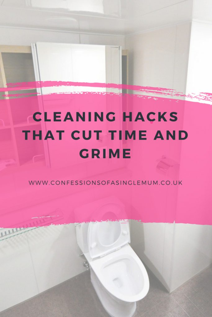 Cleaning Hacks That Cut Time and Grime 1