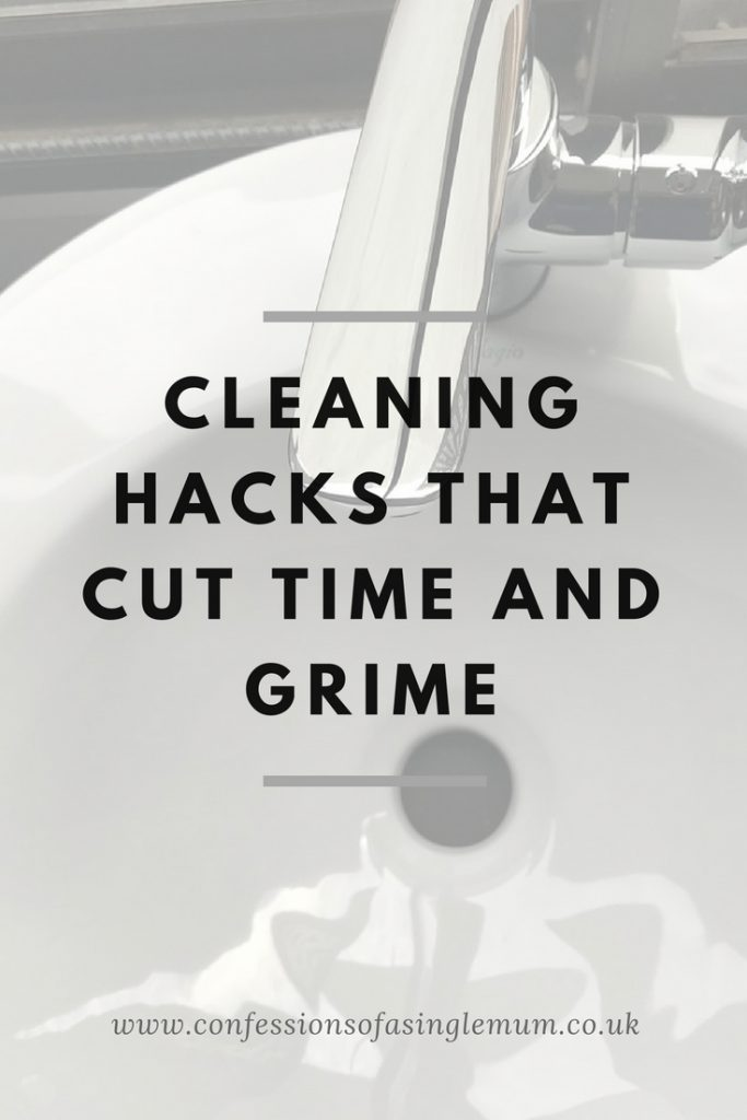 Cleaning Hacks That Cut Time and Grime 2