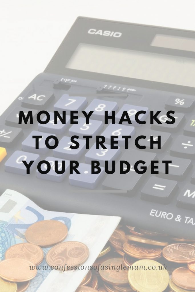 Money Hacks To Stretch Your Budget 1