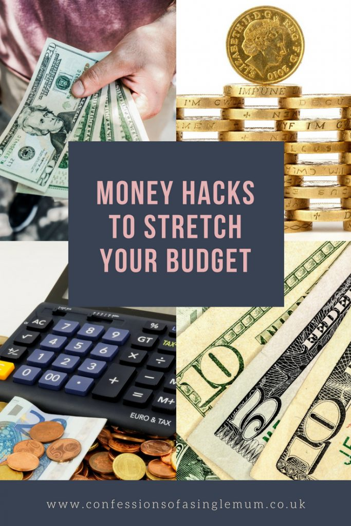Money Hacks To Stretch Your Budget 2