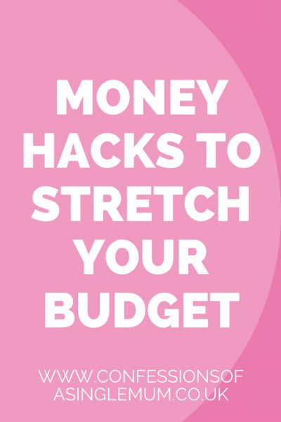 Money Hacks To Stretch Your Budget 5