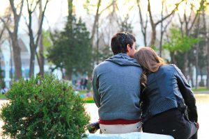 Nature Couple People Love Tree Outdoors Park 3282324