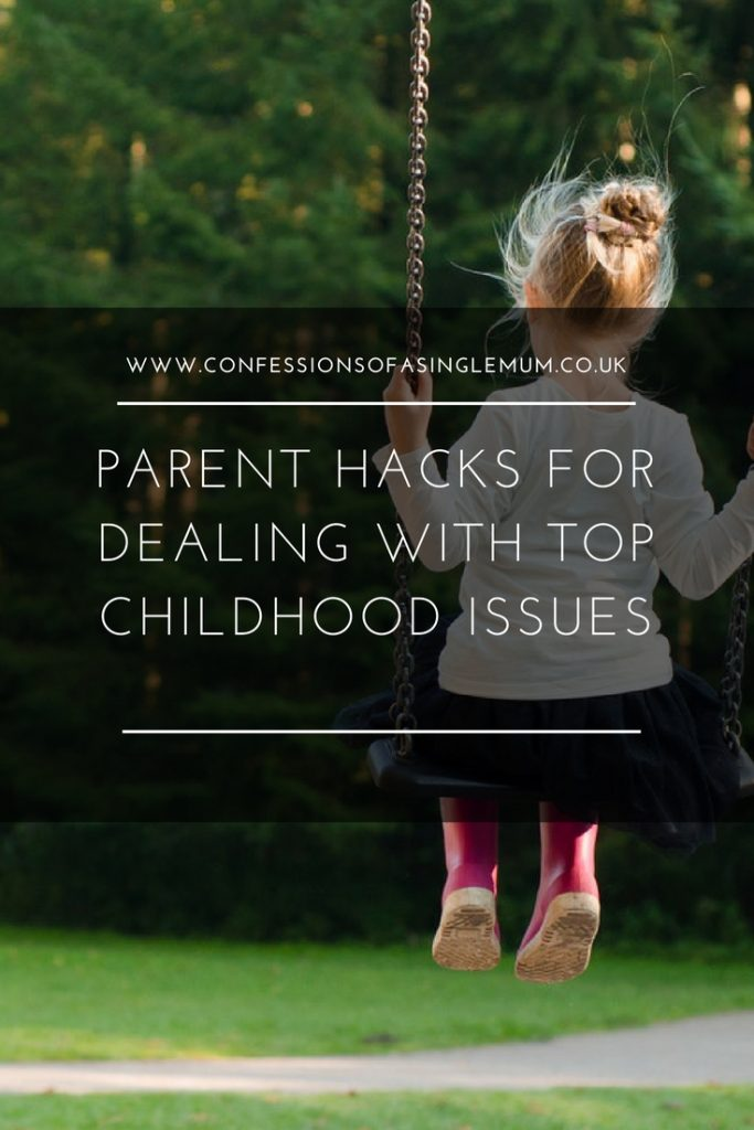 Parent Hacks For Dealing With Top Childhood Issues 2