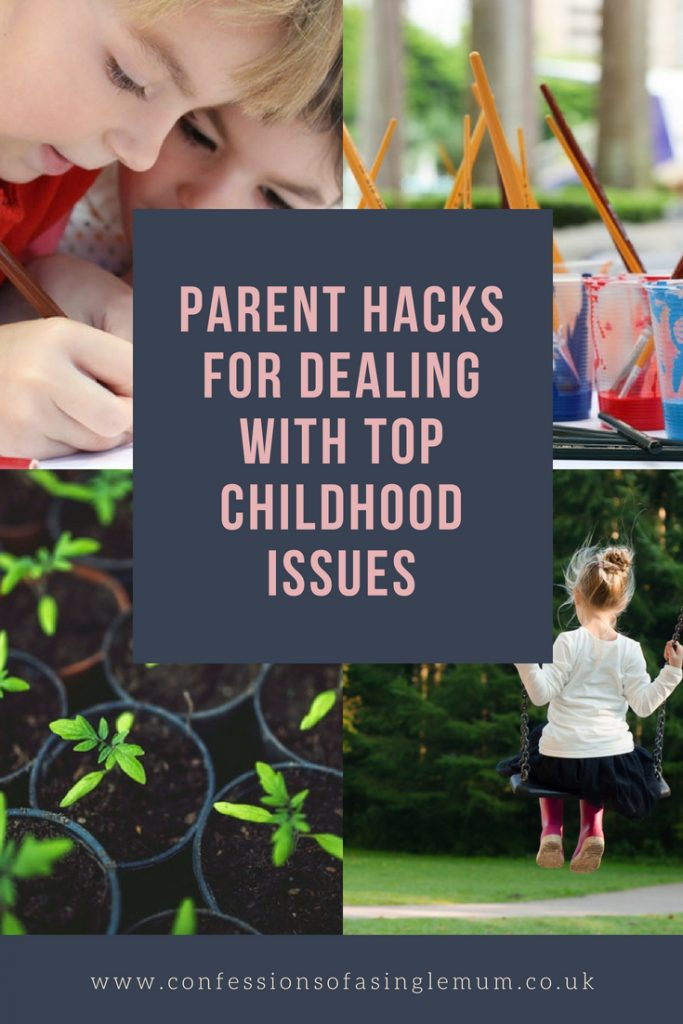 Parent Hacks For Dealing With Top Childhood Issues 3