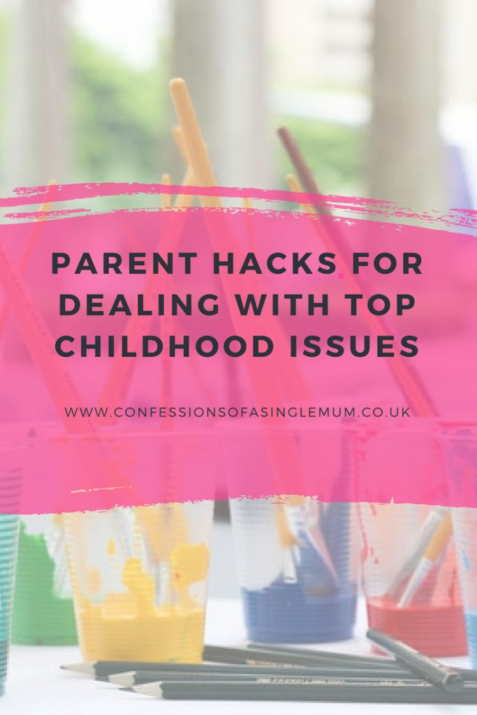 Parent Hacks For Dealing With Top Childhood Issues 5