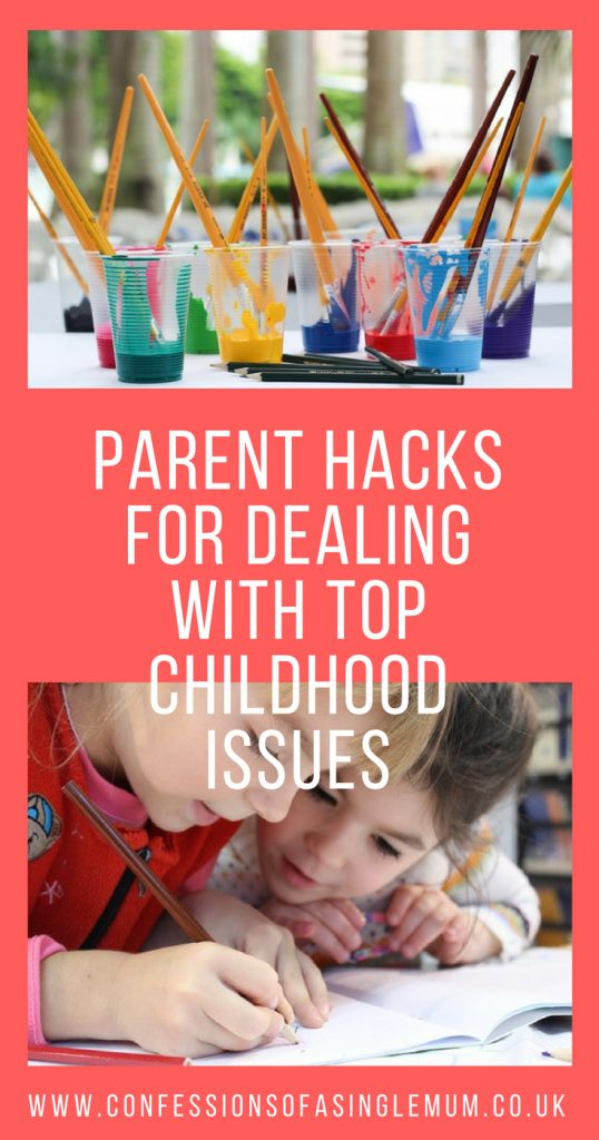 Parent Hacks For Dealing With Top Childhood Issues 6