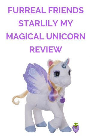 FurReal Friends StarLily My Magical Unicorn Review