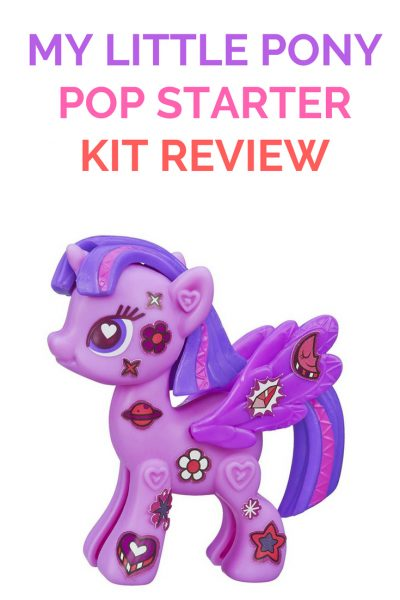 My Little Pony POP Starter Kit Review
