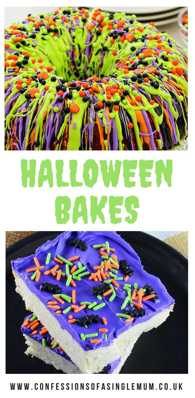 Halloween Bakes