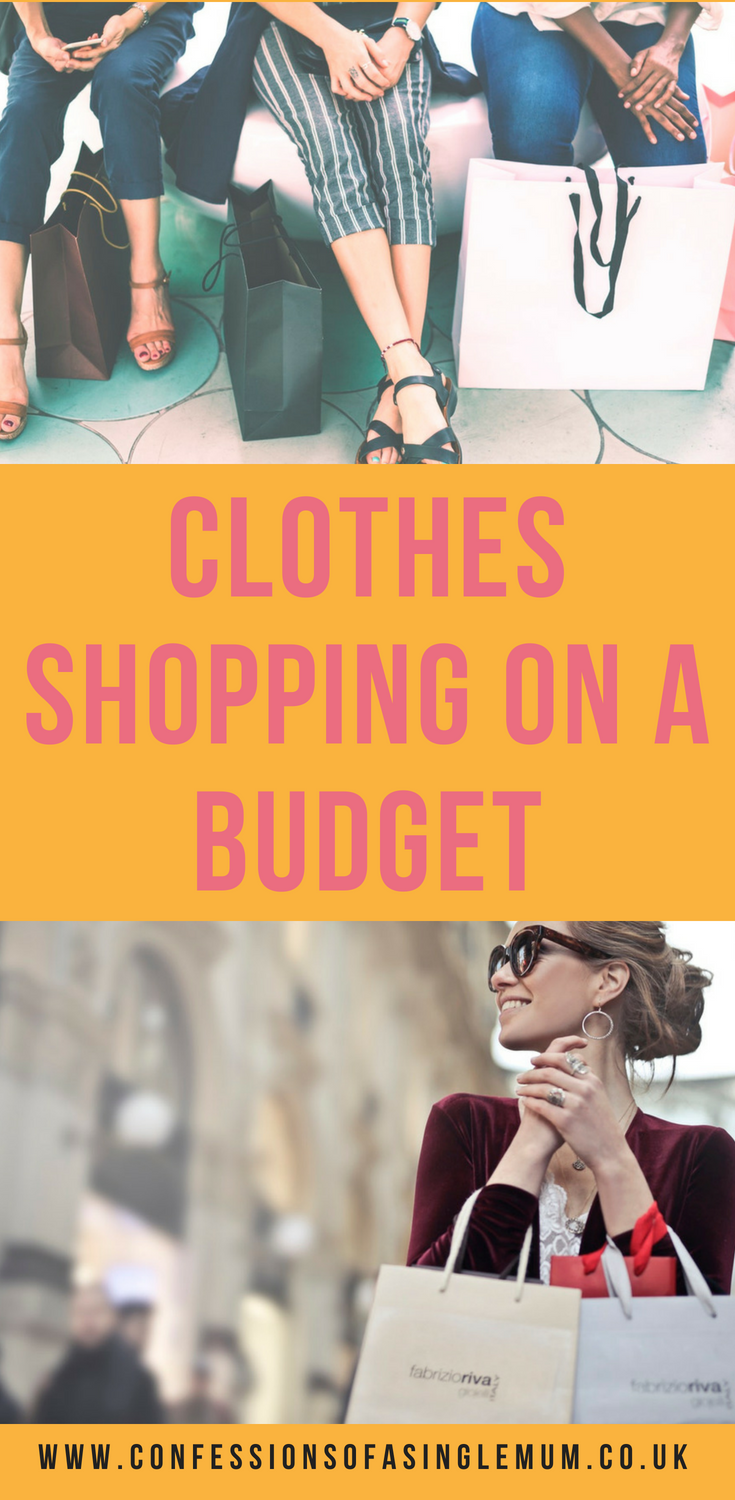 Clothes Shopping on a Budget