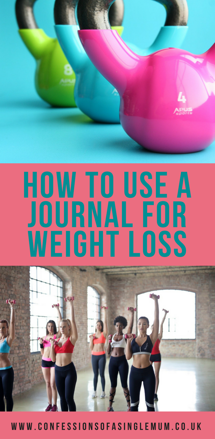 How to Use a Journal for Weight Loss