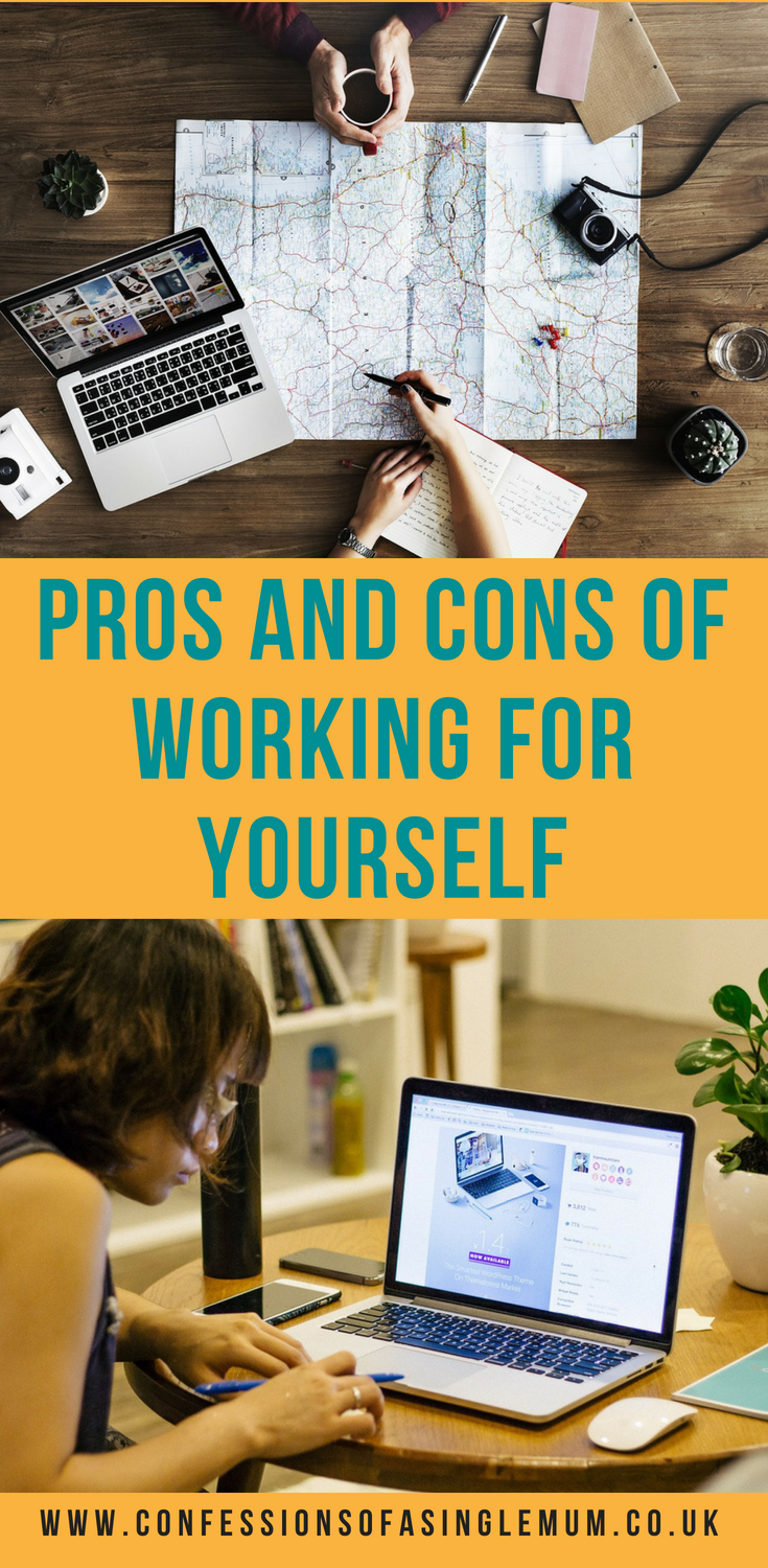 Pros and Cons of Working for Yourself