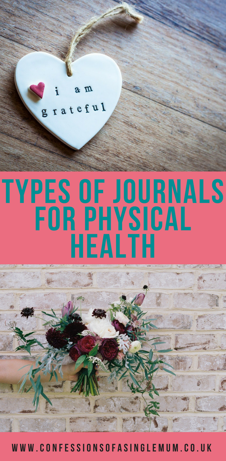 Types of Journals for Physical Health