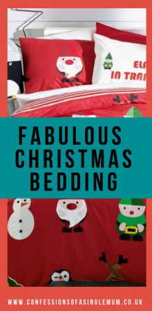Fabulous Christmas Bedding