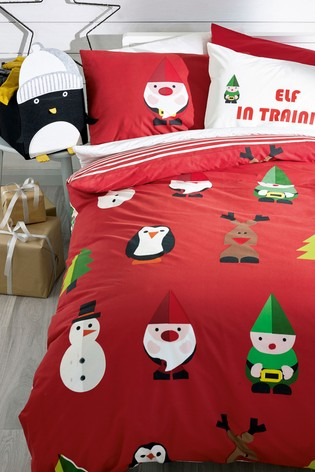 chrismtas bedding