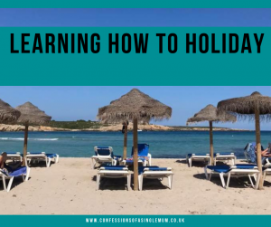 learning how to holiday 1