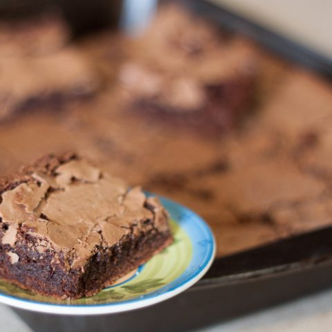 Brownies for a Crowd
