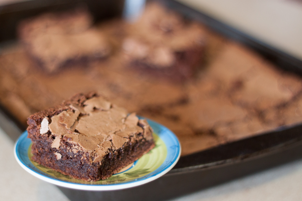 Brownies for a Crowd 10