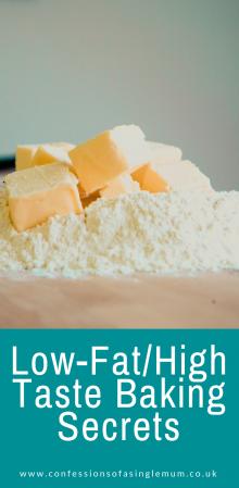 Low Fat2FHigh Taste Baking Secrets