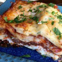 5-Cheese Meaty Lasagna