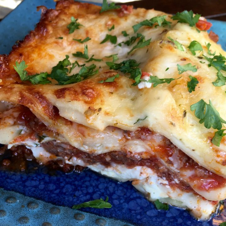 Lasagna plated horizontal3