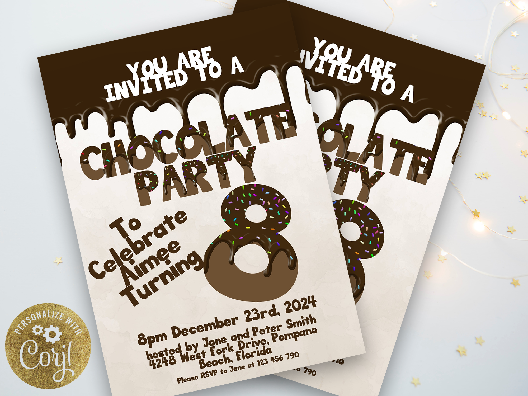 Chocolate Party
